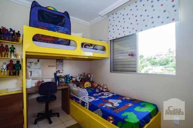 Apartamento à venda com 3 dormitórios em Alto caiçaras, Belo horizonte cod:255939 - Foto 8