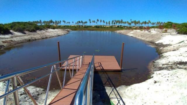 Terreno à venda, 450 m² por R$ 300.000 - Sauipe - Foto 8