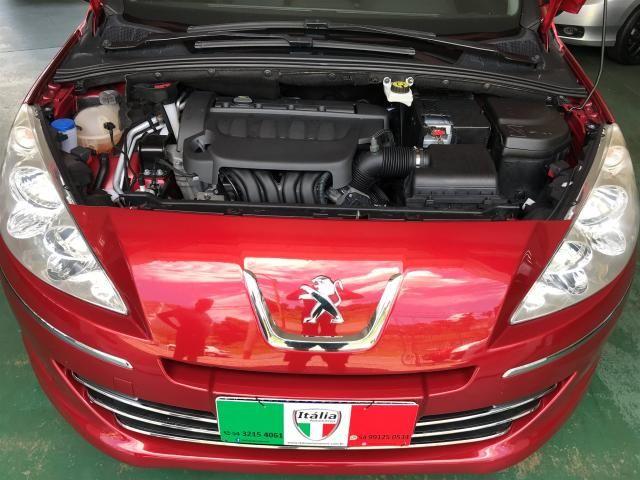 408 2011/2012 2.0 FELINE 16V FLEX 4P AUTOMÁTICO - Foto 5