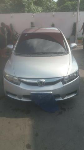 Honda new civic 2011 com GNV