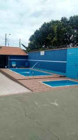 Vendo Salão de festas com 2 piscinas e churrasqueira! - Foto 12