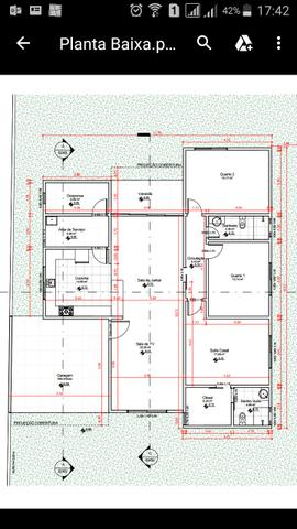 Casa Grande estrutura para sobrado - Foto 5
