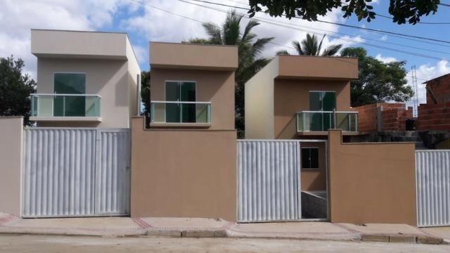 Casa duplex em Porto Belo pronta para pelo Mcmv