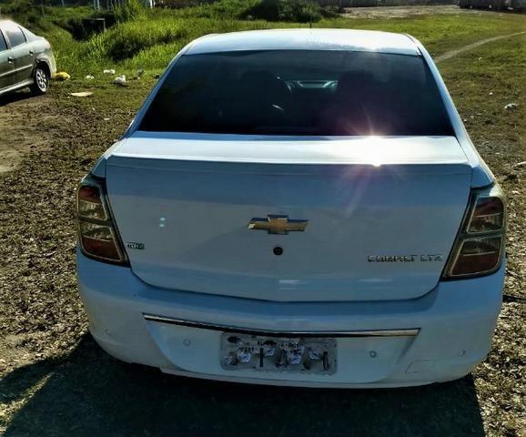 Chevrolet cobalt 1.8 ltz completo, carro em perfeito estado - Foto 9