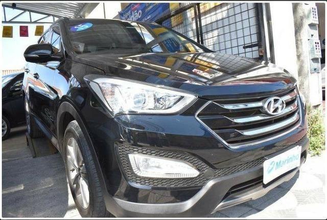 Hyundai Santa Fé 2015 unico dono