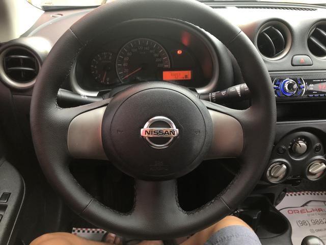 [TROCO OU VENDO] Nissan MARCH, 1.6, 12/13, completão - Foto 9