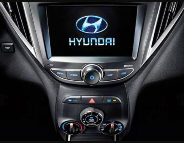 Conserto Reparo Central multimídia Bluenav original Hyundai Hb20 VeraCruz Azera IX35