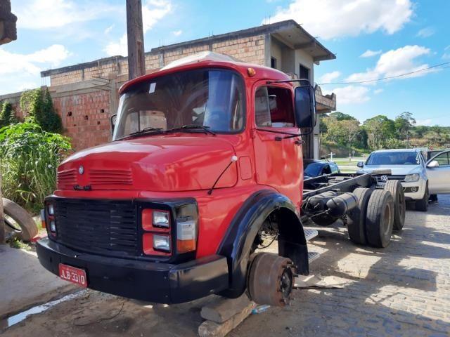 Vende-se um caminhão 13 13 - Foto 3
