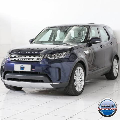 DISCOVERY 2018/2018 3.0 V6 TD6 DIESEL HSE 4WD AUTOMÁTICO