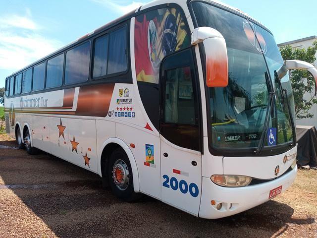 Troco por micro ônibus executivo ou van 19 lugare. - Foto 3