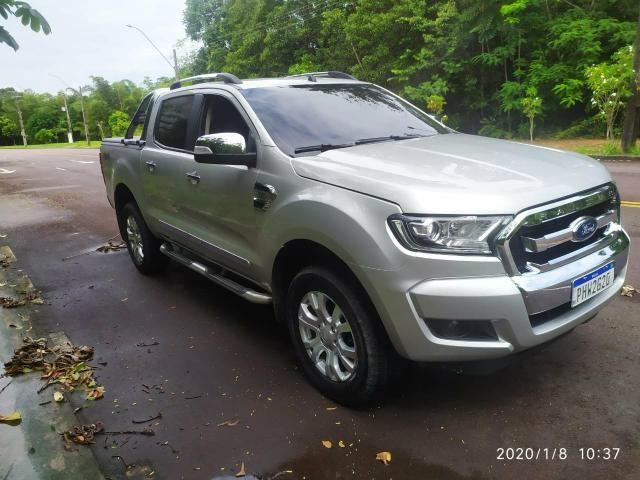 Ford ranger xlt 4x4 diesel 2018 - Foto 11