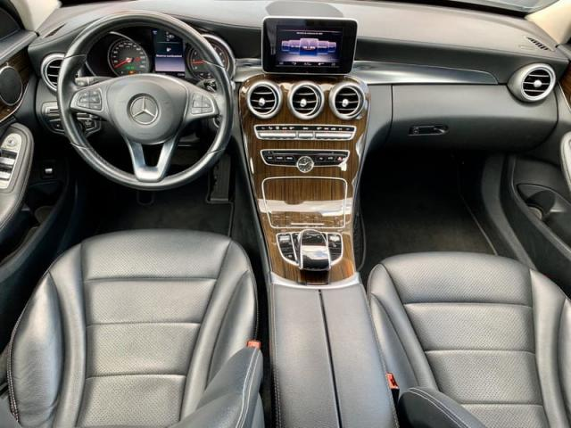MERCEDES-BENZ C180 EXCLUSIVE 1.6 16V T4P 2015 - Foto 2
