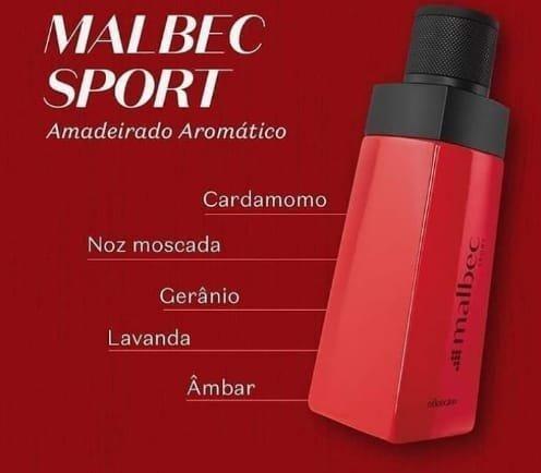 Malbec Sport, Noir Boticário