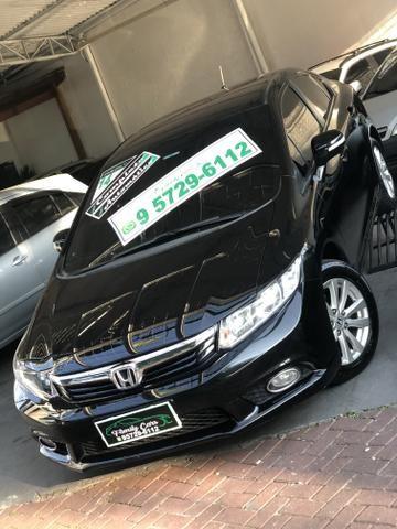 Civic lxr top impecável