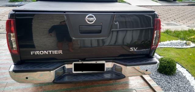 Nissan Frontier SV Attack 4X4 2013/2014 - Foto 12