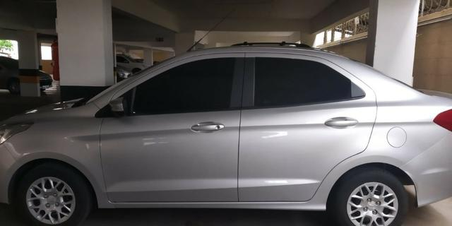 Ford KA+ Sedan 2018