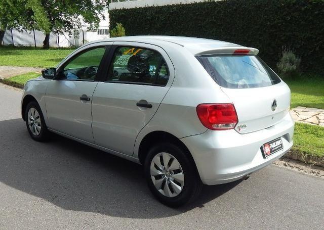 Volkswagen Gol City 1.0 2014 com Ar Condicionado e Direção Hidráulica Muito Conservado!!! - Foto 4