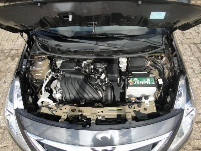 Nissan Versa 1.6 SL 2016/2016 - Foto 7