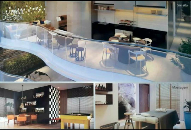 Lunar del sol, 181m2, 3 suites, 3vg, alto padrão sofisticado!!! - Foto 12