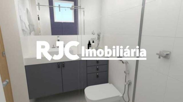 Apartamento à venda com 2 dormitórios em Glória, Rio de janeiro cod:MBAP24787 - Foto 16