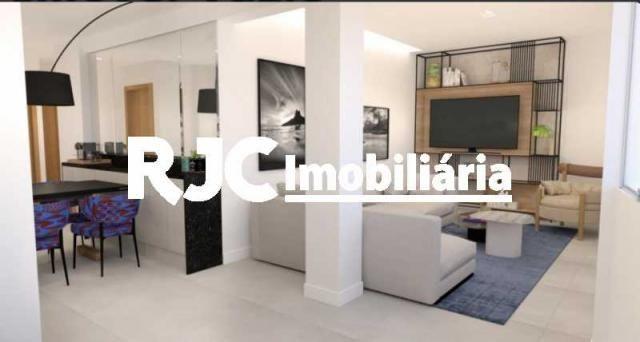 Apartamento à venda com 2 dormitórios em Glória, Rio de janeiro cod:MBAP24787 - Foto 14