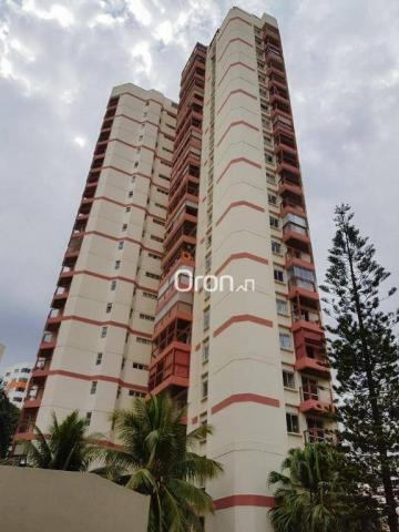 Apartamento com 3 dormitórios à venda, 120 m² por R$ 359.000,00 - Setor Central - Goiânia/