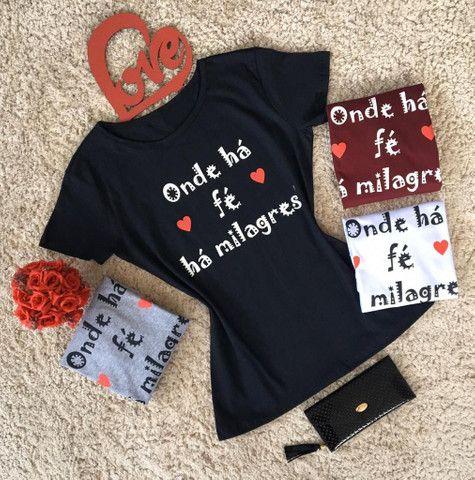 Camisetas T shirts - Foto 5