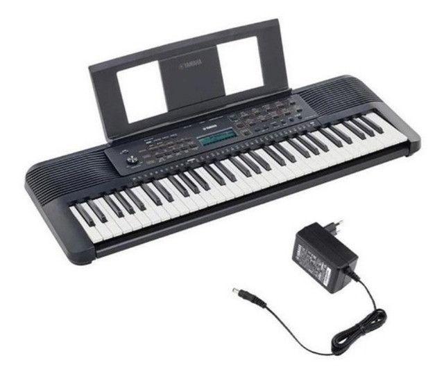 Teclado Yamaha PSR E 273 Mixer Instrumentos Musicais - Foto 3