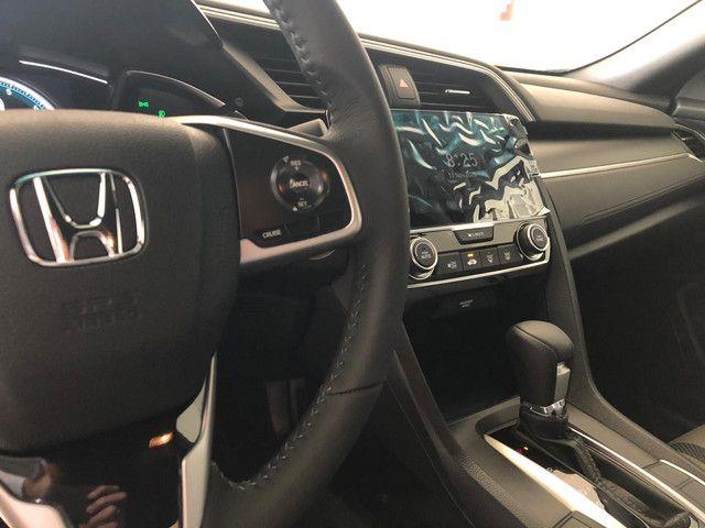 Honda Civic EXL 2.0 2021/2021 Zero Km - Foto 9
