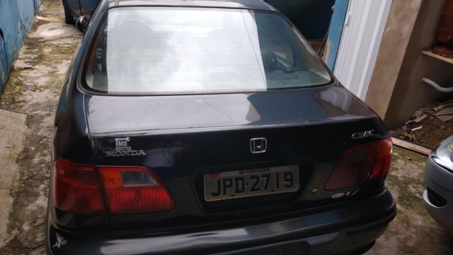 Honda Civic 2000 automático - Foto 2