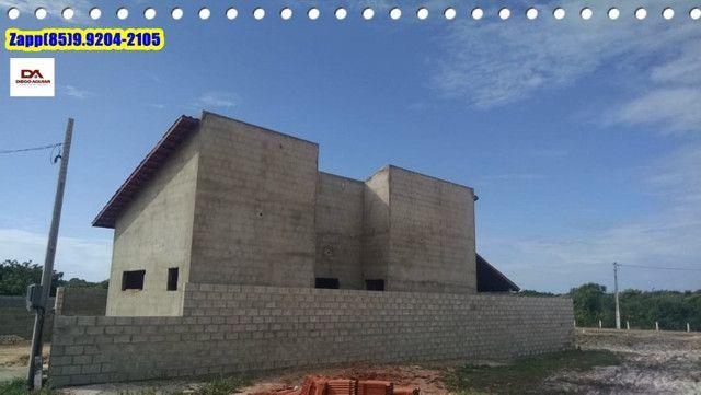 Invista e ligue -Loteamento Condomínio Fechado em Caponga !!!! - Foto 4