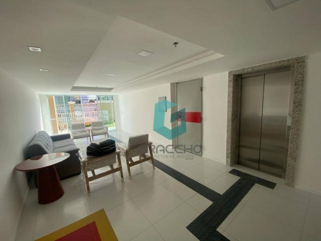 Apartamento Jacarecanga, com 2 dormitórios à venda, 53 m² por R$ 341.000 - Fortaleza/CE - Foto 3
