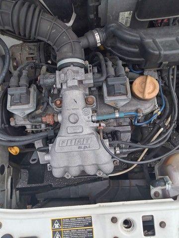 Vendo pálio carro de garagem com 40 kl rodados original - Foto 15