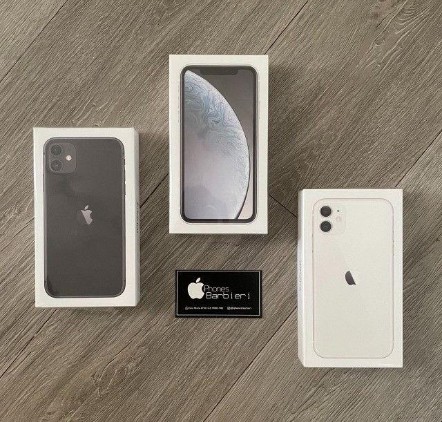 IPhone XR de 128 GB - novo, lacrado, homologado Anatel, garantia - Foto 2