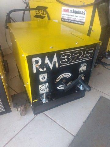 Máquina de solda venda desconto e 12 vezes- Esab Bambozzi mig mag inversor - Foto 3