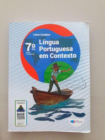 Lingua Portuguesa em Contexto 7° ano