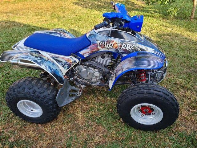 Quadriciclo Honda 400