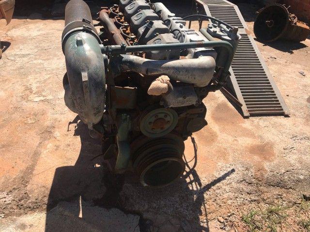 Motor Mercedes 449 completo  - Foto 5