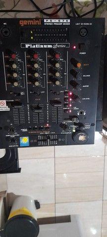 Vendo aparelho antigo de mixagem  - Foto 2