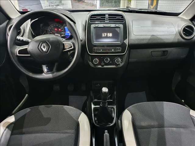 Renault Kwid 1.0 12v Sce Intense - Foto 14