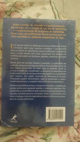 Livro: Marketing de Serviços Profissionais (Novo) - Foto 3