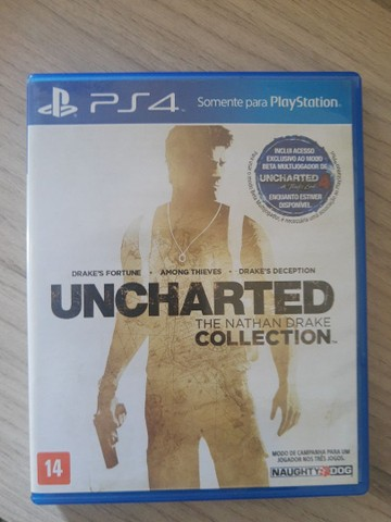 Uncharted - Foto 2