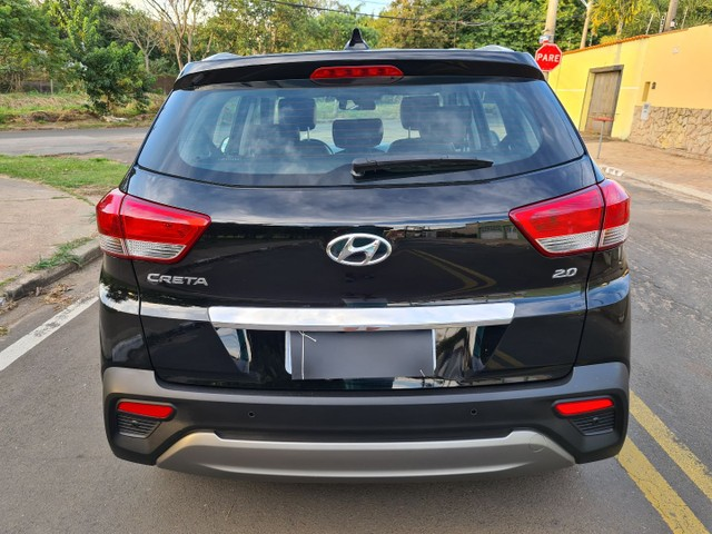 Hyundai creta prestige 2.0 flex aut (59.000km) ano 2018 - Foto 7