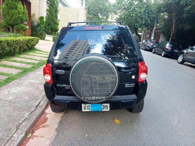 Ford * Ecosport XLT 2.0 4x2 * 2008 * Automática * I M P E C Á V E L ! ! ! - Foto 12