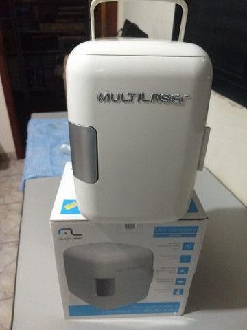 Mini Geladeira Multilaser 127v E 12v - Foto 6