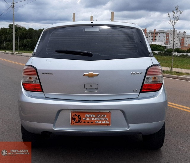 2011 Chevrolet Agile LT - Foto 5