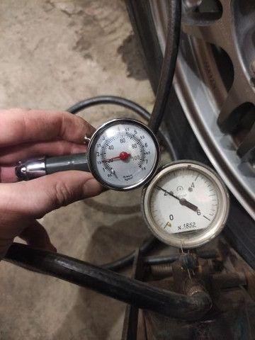 Medidor de Pressão de Pneus Para Carro/moto/bicicleta - Foto 3