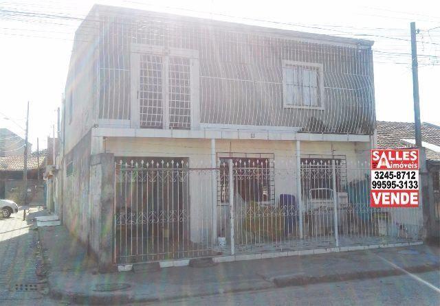 Sobrado e casa no Sítio Cercado, 3 moradias, perto da AV. Izaac e do Terminal 279.000