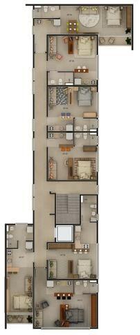 Studio(s) e Loft(s) no Centro - Orion Residence - Entrega Julho/21 - Foto 5