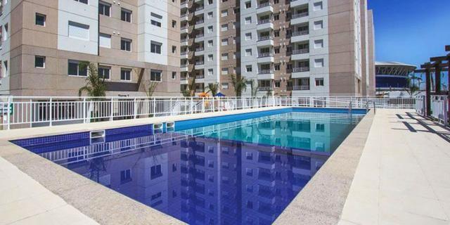 Apartamento Humaitá Arena do Grêmio - Foto 3